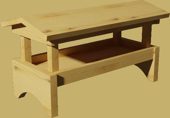 construire une mangeoire oiseaux latest tuto rcup bois de palette fabriquer un nichoir msanges. Black Bedroom Furniture Sets. Home Design Ideas